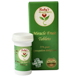 10 Miracle Fruit Tablets